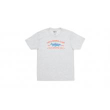 Fishing Club Short Sleeve T-Shirt - White - XXL