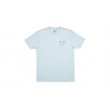 Sharks Up Short Sleeve T-Shirt - LIGHT BLUE - M