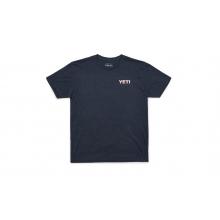 Sunset Short Sleeve T-Shirt - Navy - S