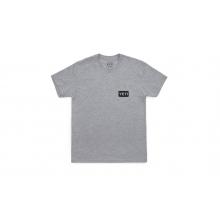 Bbq Trailer Short Sleeve T-Shirt - Gray - M