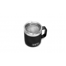 Rambler 295 ML Stackable Mug With Standard Lid - Black