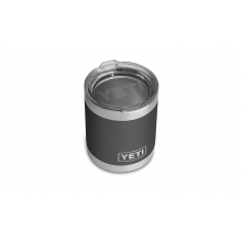 Rambler 295 ML Lowball With Standard Lid - Charcoal