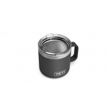 Rambler 414 ML Mug With Standard Lid - Charcoal