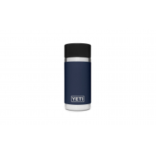 Rambler 12 oz Bottle with HotShot Cap - Navy
