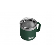 Rambler 14 Oz Mug With Standard Lid - Northwoods Green