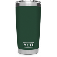 INTL Rambler 20 Oz Tumbler With Magslider Lid - Northwoods Green by YETI in Grand Blanc MI