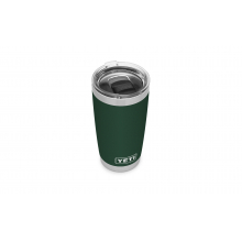 Rambler 20 Oz Tumbler With Magslider Lid - Northwoods Green
