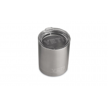 Rambler 295 ML Lowball With Standard Lid - Stainless Steel by YETI in Cranbrook BC