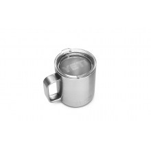 Rambler 295 ML Stackable Mug With Standard Lid - Stainless Steel by YETI