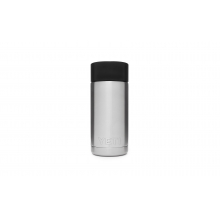 Rambler 355 ML Bottle With Hotshot Cap - Stainless Steel by YETI in Cranbrook BC