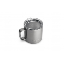 Rambler 414 ML Mug With Standard Lid - Stainless Steel by YETI in Cranbrook BC