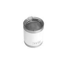 Rambler 295 ML Lowball With Standard Lid - White