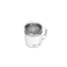 Rambler 295 ML Stackable Mug With Standard Lid - White