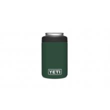 Rambler 12 Oz Colster Can Insulator - Northwoods Green by YETI