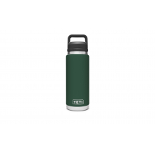 Rambler 26 Oz Bottle With Chug Cap - Northwoods Green