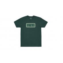 Badge Logo T-Shirt - FSTGREEN / LTGREEN - XXXL
