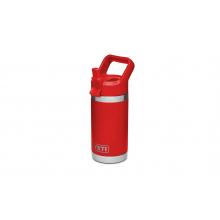 Rambler Jr. 12 oz Kids Bottle - CANYON RED