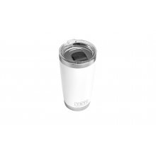 Rambler 591 ML Tumbler With Magslider Lid - White by YETI