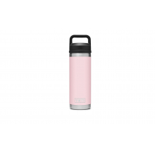 Rambler 18 Oz Bottle With Chug Cap - Ice Pink