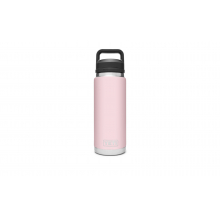 Rambler 26 Oz Bottle With Chug Cap - Ice Pink