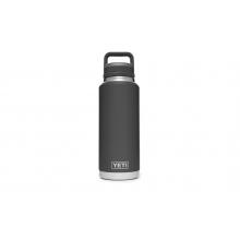 Rambler 36 Oz Bottle With Chug Cap - Charcoal
