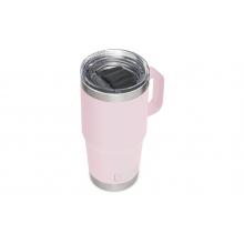 Rambler 20 Oz Travel Mug With Stronghold Lid - Ice Pink