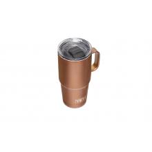 Rambler 20 Oz Travel Mug With Stronghold Lid - Copper