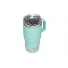 Rambler 20 Oz Travel Mug With Stronghold Lid - Seafoam