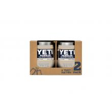 Rambler 10 Oz Wine Tumbler 2 Pack - Sand by YETI