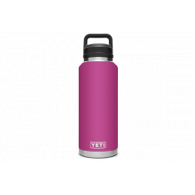 Rambler 46 oz Bottle with Chug Cap - Prickly Pear Pink
