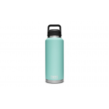 Rambler 46 oz Bottle with Chug Cap - Seafoam