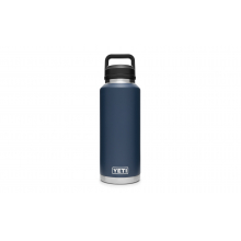 Rambler 46 oz Bottle with Chug Cap - Navy