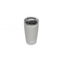 Rambler 20 oz Tumbler with Magslider Lid - Granite Gray