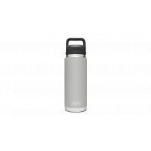Rambler 26 oz Bottle with Chug Cap - Granite Gray