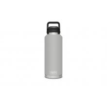 Rambler 46 oz Bottle with Chug Cap - Granite Gray