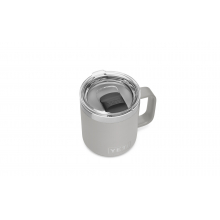 Rambler 10 oz Stackable Mug with Magslider Lid - Granite Gray by YETI