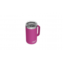 Rambler 710 ml Mug with Magslider Lid - Prickly Pear Pink by YETI