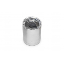 Rambler 295 ml Lowball with Magslider Lid - Stainless Steel