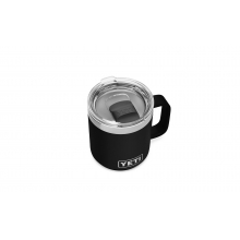 Rambler 10 oz Stackable Mug with Magslider Lid - Black by YETI