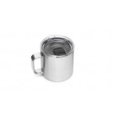Rambler 14 oz Mug with Magslider Lid - Stainless Steel