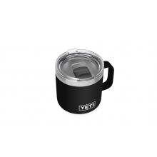 Rambler 14 oz Mug with Magslider Lid - Black