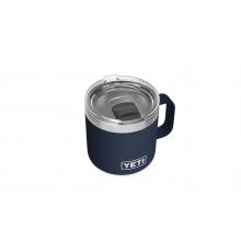 Rambler 14 oz Mug with Magslider Lid - Navy