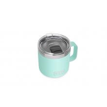 Rambler 14 oz Mug with Magslider Lid - Seafoam by YETI in Chelan WA