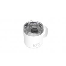 Rambler 14 oz Mug with Magslider Lid - White