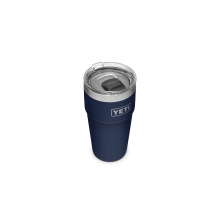 Rambler 473 ml Stackable Pint with Magslider Lid - Navy by YETI