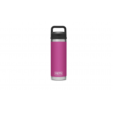 Rambler 18 oz Bottle with Chug Cap - Prickly Pear Pink