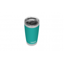 Rambler 20 oz Tumbler with Magslider Lid - Aquifer Blue by YETI in Orange City FL