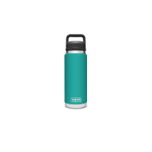 Rambler 26 oz Bottle with Chug Cap - Aquifer Blue