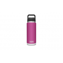 Rambler 26 oz Bottle with Chug Cap - Prickly Pear Pink