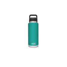 Rambler 36 oz Bottle with Chug Cap - Aquifer Blue